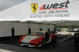 GT-Team West/ AJR/ Boardwalk Ferrari