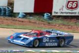 DNS GEOFF BRBAHAM/CHIP ROBINSON   Nissan GTP ZX-T