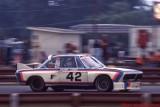 5TH BRETT LUNGER/GEORGE FOLLMER/JOHN BUFFUM BMW 3.0 CSL