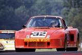 22ND BOB AKIN/BOB BABBE   Porsche 911 Carrera RSR