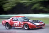 23rd Steve Gentile/Leo Franchi  6th GTO  Corvette