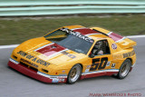 55th Terry Visger  Pontiac Fiero  15th GTU