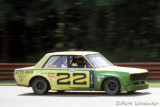 22ND 7GTU J BYRON WALKER/TERRY SATCHELL DATSUN 510