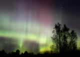 Northern Lights - 7 Oct 2015
