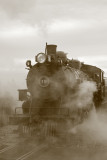 Sumpter Valley Railroad Engine #19