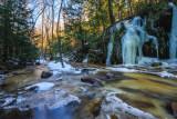 at Morgan Falls