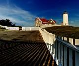 Woods Hole light house