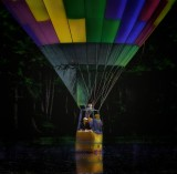 Balloon festival Pittsfield NH