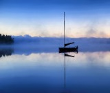 First light Lake Wentworth