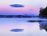 Early light on Mirror lake