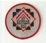 A week at Gorham Scout Ranch, near Chimayo, New Mexico