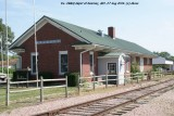 Old and Present Missouri Depots..