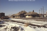 Old and Present Iowa Depots..