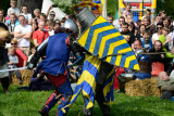 2014 Knights' Tournament in Kliczkow Castle (Poland)