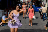2014 Ladies Day in Galway (Ireland)