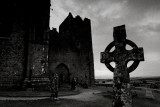 2014 Rock of Cashel B&W (Ireland)