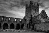 2014 Jerpoint Abbey B&W (Ireland)