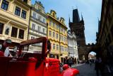 2015 Saturday Morning in Prague (Czech Republic)