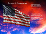 Freedom Is Remembered