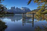 Cuernos del Paine, Parque Nacional Torres del Paine, Patagonia, Chile