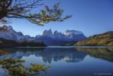 Cuernos del Paine, Patagonia, Chile