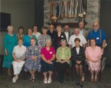 2014 photo of the Class of 1954