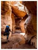 Long Canyon Chockstone