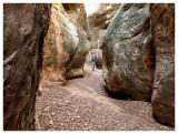 Gravel Side Canyon