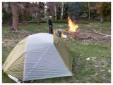 Henry Mtns Camp