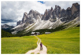Italy 2013: Hiking in the Dolomites