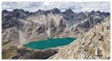 A peek at Summer Ice Lake