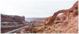 Corona Arch and Bootlegger Canyon