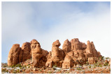 Interesting rock formations