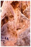 Beautiful rock walls