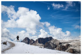 Gorgeous day in the Dolomites!