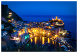 Vernazza in the evening