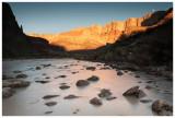 The Colorado River at Tanner Beach