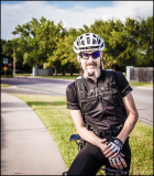 Kevin Collings - Serious Bicyclist