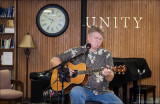 Bruce Huss at Unity Church