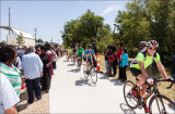Dedication of the Redbud Trail