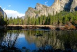 706 3 Yosemite Cooks Meadow Afternoon Reflection.jpg