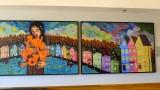 468 3 Hyatt mural Union Square, SF 2014.jpg