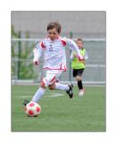 Antoine et le football