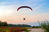 Flying Over The Riverbed