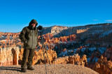 Tomasz In Bryce Canyon
