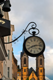 The Clock  And Marienkirche