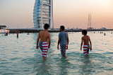 American Fashion At Jumeirah Beach