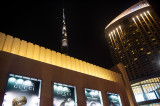 Dubai Mall And Burj Khalifa