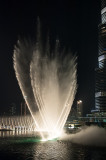Fountain Show At Burj Khalifa