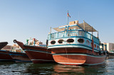 Boats On The Dubai Creek